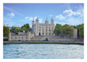 Tower of London from the Thames