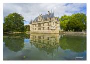 Château d'Azay-le-Rideau 1
