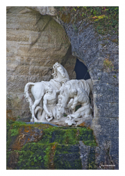 Statue at Fontainebleau