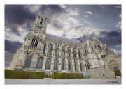Notre Dame Cathedral of Reims