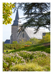 Church in Le Plessis Mace
