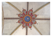 Bayeux Cathedral Ceiling