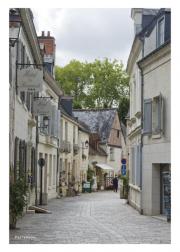 Rue Balzac, Azay-le-Rideau, Loire Valley
