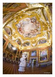 Pitti Palace Interior