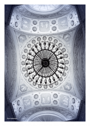 Ceiling in Pitti Palace