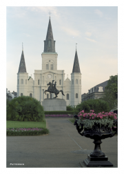 St. Louis Cathedral on Jackson Square, NOLA
