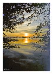 Sunset at Heinz Wildlife Refuge