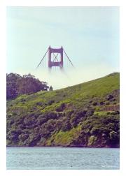 Golden Gate in Fog