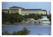 Waterworks & Philadelphia Museum of Art