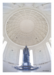 Looking Up, Jefferson Memorial