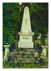 Ludwig von Beethoven's Grave