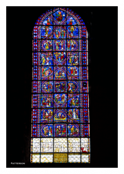 Stained Glass at Chartres