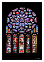 Chartres Stained Glass