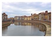 Pisa Cityscape