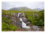 Waterfall in The Highlands