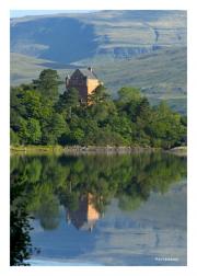 Scottish Highlands Castle