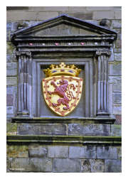 Royal Arms of Scotland