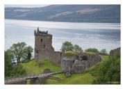 Urqhart Castle - Loch Ness