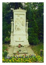 Franz Schubert's Grave