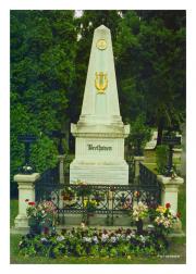 Ludwig von Beethoven's Grave
