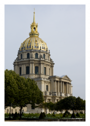 Les Invalides (Napolean's Tomb)
