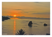 Bermudian Sunset