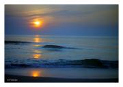 Sunrise off Morris Island