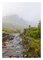 Stream in the Scottish Highlands