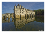 Reflections at Chateau Chenonceau