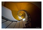 Spiral Stair, Chateau d'Azay-le-Rideau