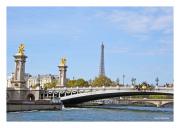 Eiffel Tower & Pont Alexandre III