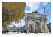 Louvre & Arc de Triomphe du Carrousel