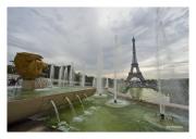 Eiffel Tower & Trocadero Fountain