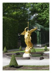 Statue at Schloss Linderhof