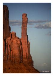Mitten Finger Monument Valley