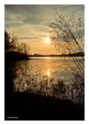 Heinz Refuge Sunset