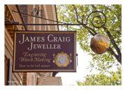 James Craig, Jeweler