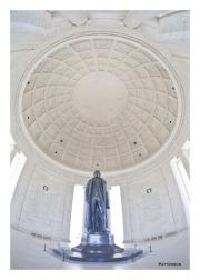 Looking Up, Jefferson Memorial