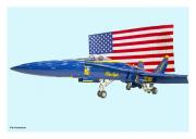 """F/A-18 """"Hornet"""""""
