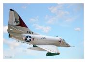 """A-4 """"Skyhawk"""""""