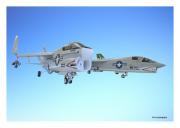 "A-7 ""Corsair II"" & F-8 ""Crusader"""