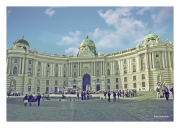 St. Michael's Wing of Hofburg Imperial Palace