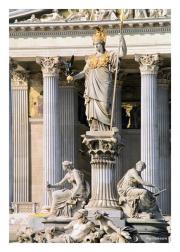 Athena Fountain at Parliament