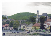 Village by the Danube