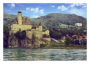 Schonbuhel Castle on Danube River