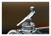 Hood Ornament of 1930 Packard Roadster