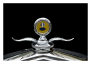 Boyce Motometer Hood Ornament