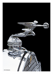 1920s Packard Hood Ornament