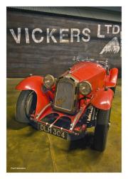 1925 Alfa Romeo RLSS