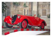 1937 Alfa Romeo 8C2900A